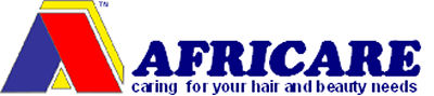 Africare logo with strapline